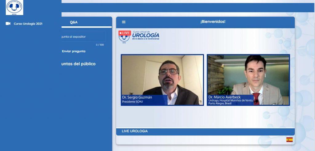 Curso Virtual de Urología SCHU