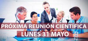 Próxima Reunión Científica SCHU